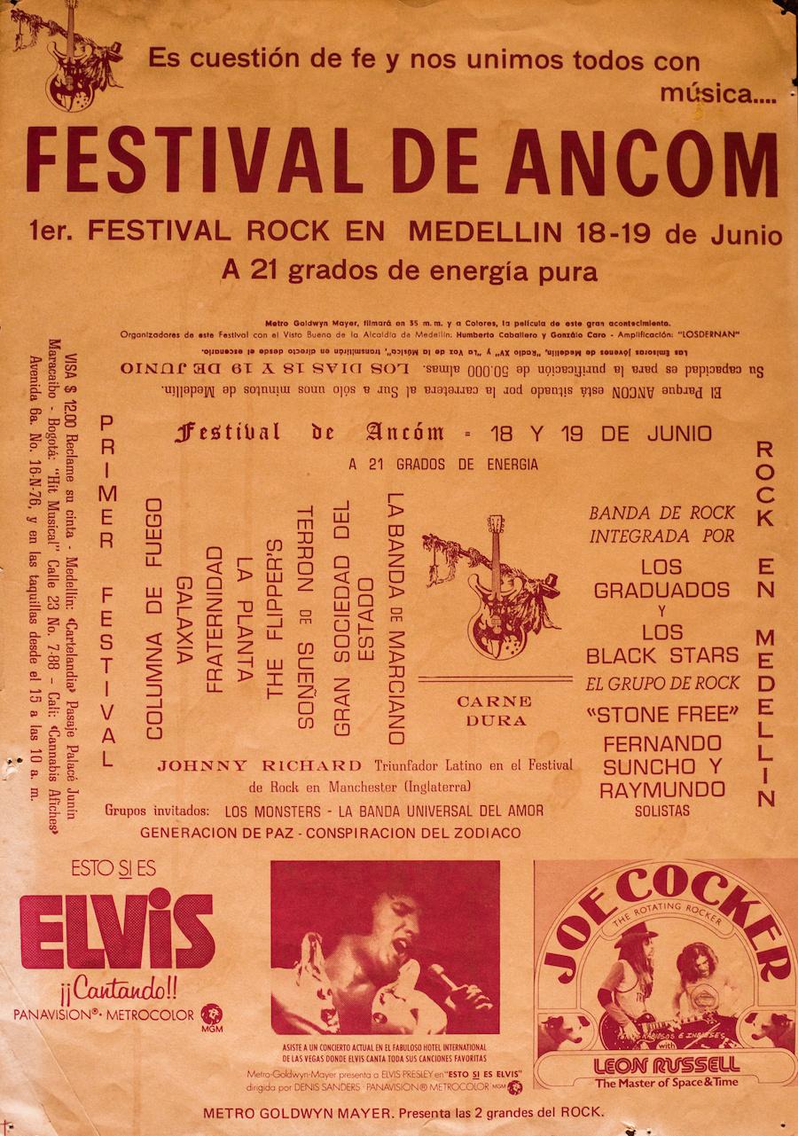 Festival de Ancón 1971 - Festivival