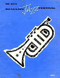 Beaulieu Jazz Festival 1961