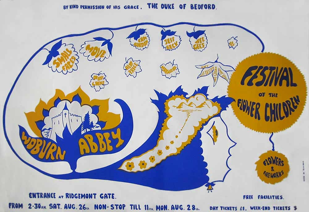 Festival of the Flower Children 1967