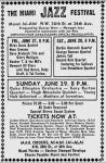 Miami Jazz Festival 1969