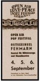 Love-and-Peace-Festival-1970 Poster