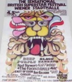 Sensational British Superstar Festival 1971