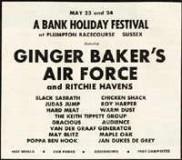 Whitsun Festival 1970