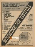 Manseau Pop Festival 1970