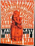 The 1968 Pop Festival Poster
