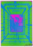Vancouver Trips Festival 1967 Poster by Bob Masse