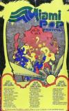 Miami Pop Festival 1968 Poster