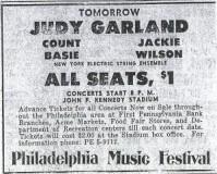 Philadelphia Music Festival 1968