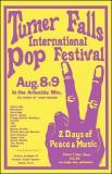 Turner Falls Pop Festival 1970 Artwork by D. Newell