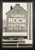 Turku Rock Festival 1971 Poster