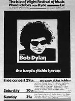 Isle of Wight 1969 Poster