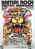 British Rock Meeting 1971