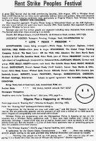 Windsor Free Festival 1972
