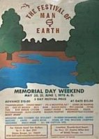 Festival of Man and Earth 1970