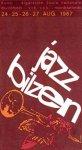 Jazz Bilzen 1967 Poster