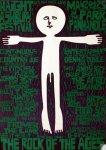 Haight Ashbury Festival 1969 poster
