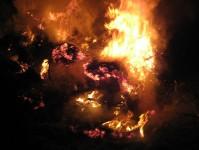 Samhain Bonfire