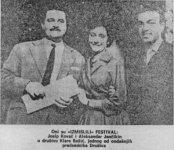 Festival Omladina 1961