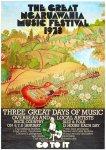 Great Ngaruawahia Music Festival 1973