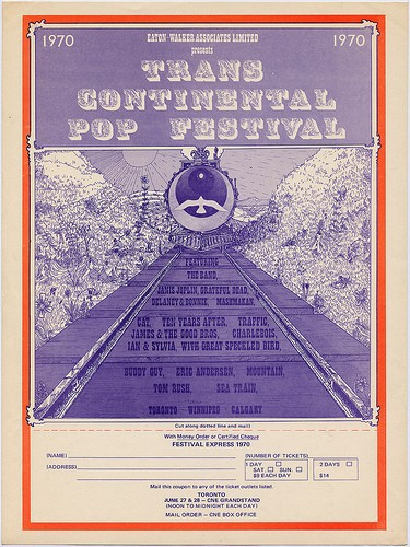 Transcontinental Pop 1970