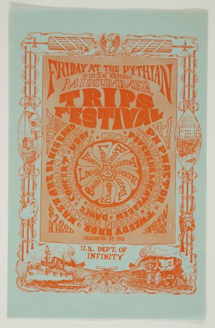 Midsummer Trips Festival 1967