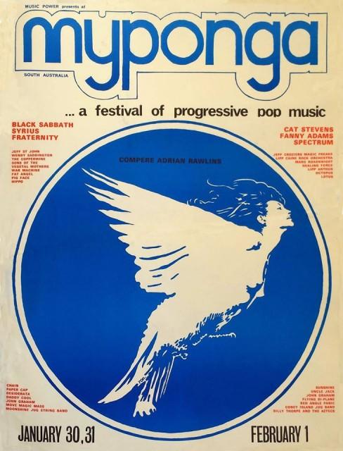 Myponga Pop Festival 1971