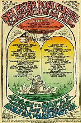 Sky River Rock Festival 1968