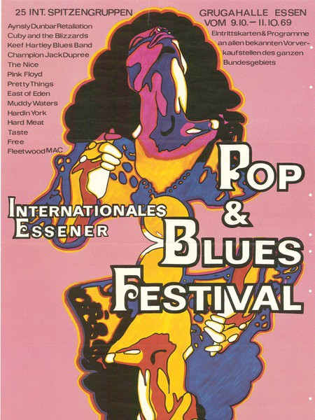 Essener Pop & Blues Festival 1969