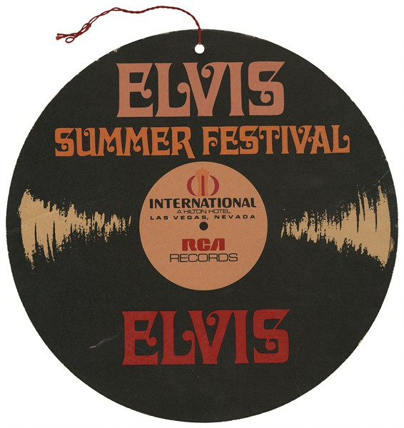 Elvis Summer Festival 1970