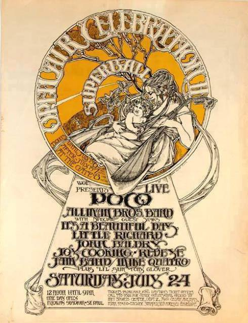 Superball Fest 1971