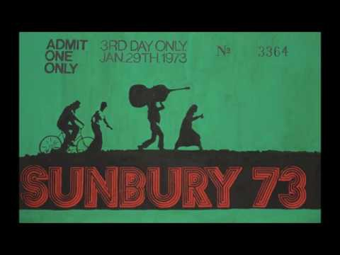 Sunbury Pop 1973