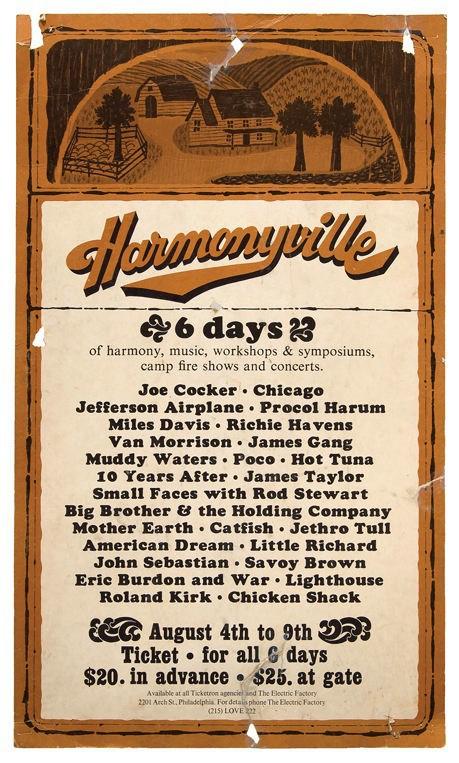 Harmonyville 1970