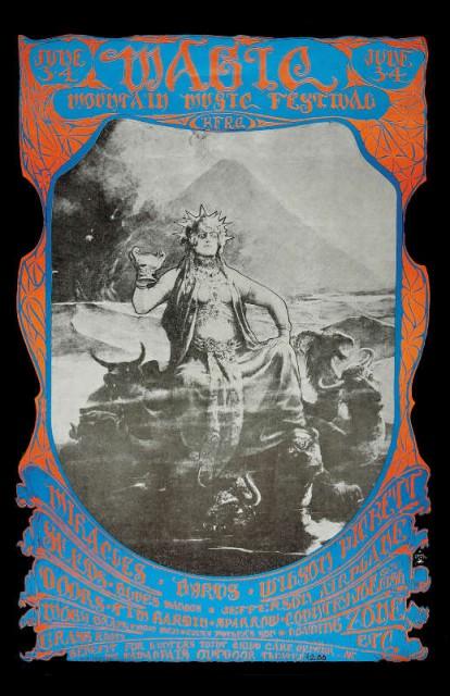KFRC Fantasy Fair & Magic Mountain Music Festival 1967