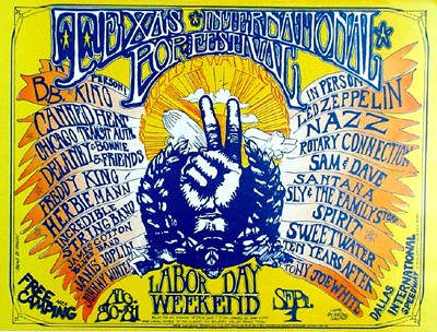 Texas International Pop Festival 1969