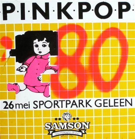 Pinkpop 1980
