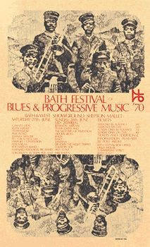 Bath Festival of Blues and Progressive Music 1970