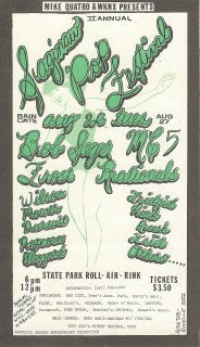 1st Michigan Pop Festival 1969