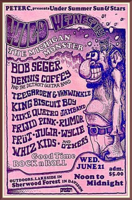 Wild Wednesday 1972