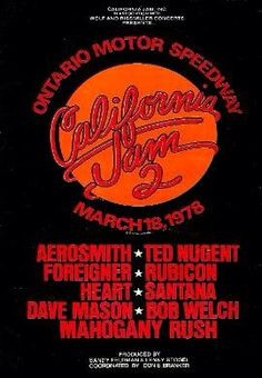 California Jam II 1978