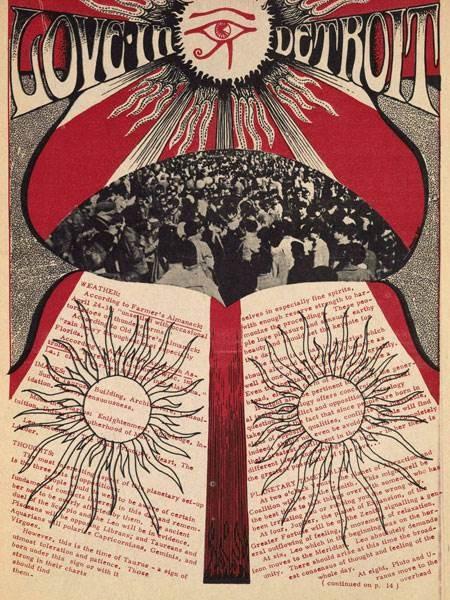 Detroit Love In 1967