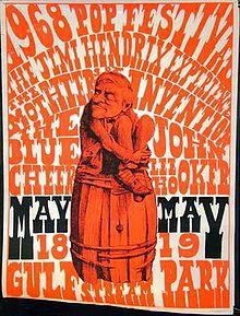 1968 Pop & Underground Festival