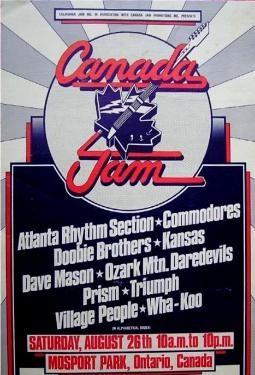 Canada Jam 1978