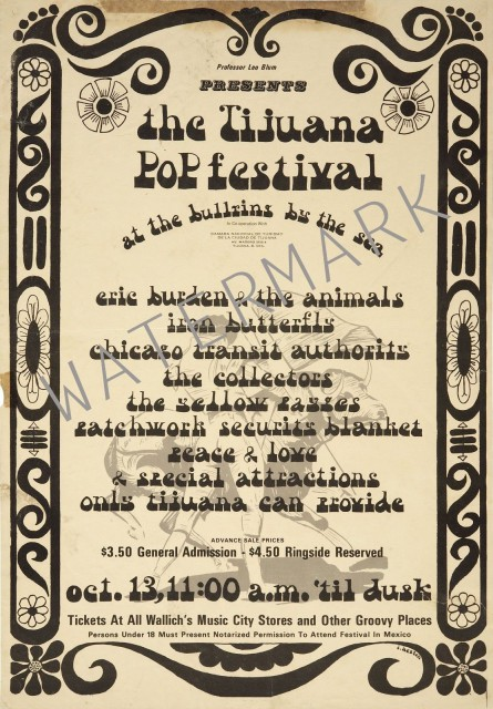 Tijuana Pop Festival 1968