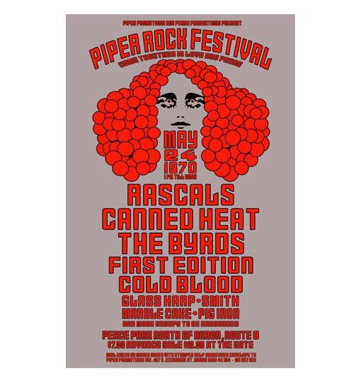 Piper Rock Festival 1970