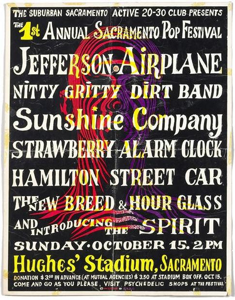 Sacramento Pop Festival 1967