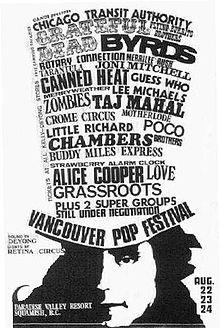 Vancouver Pop Festival 1969