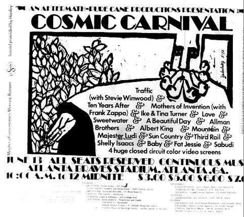 Cosmic Carnival 1970