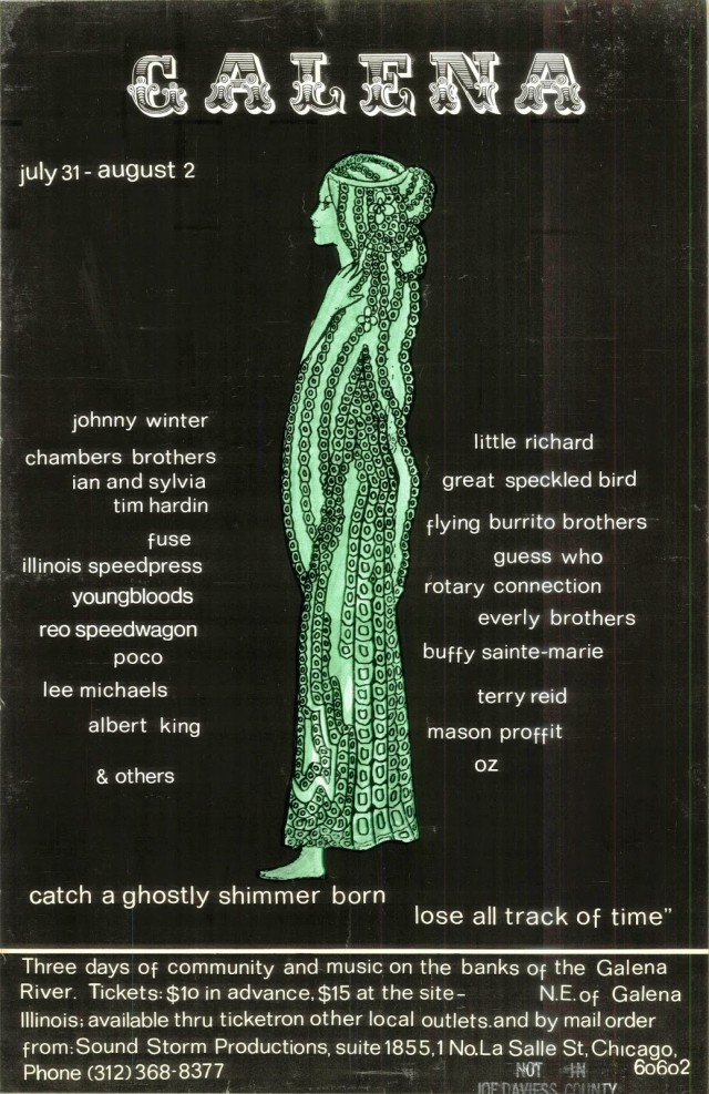Wadena Rock Festival 1970