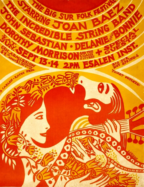 Big Sur Folk Festival 1969