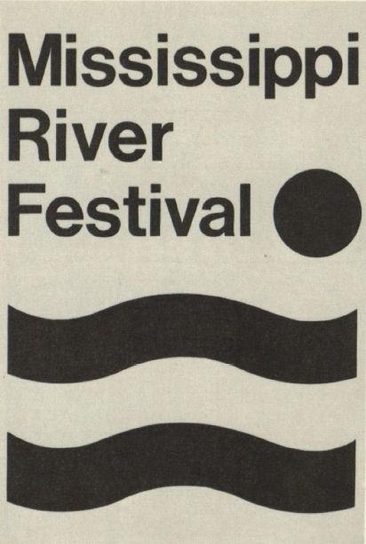 Mississippi River Festival 1969
